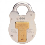 Squire 660 Old English Padlock - 64mm